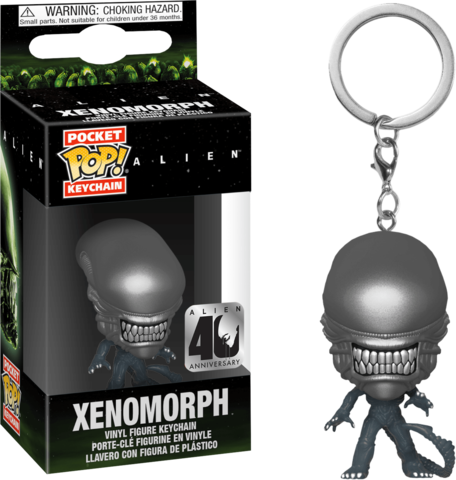 Брелок Ксеноморф    POP! Keychain Xenomorph