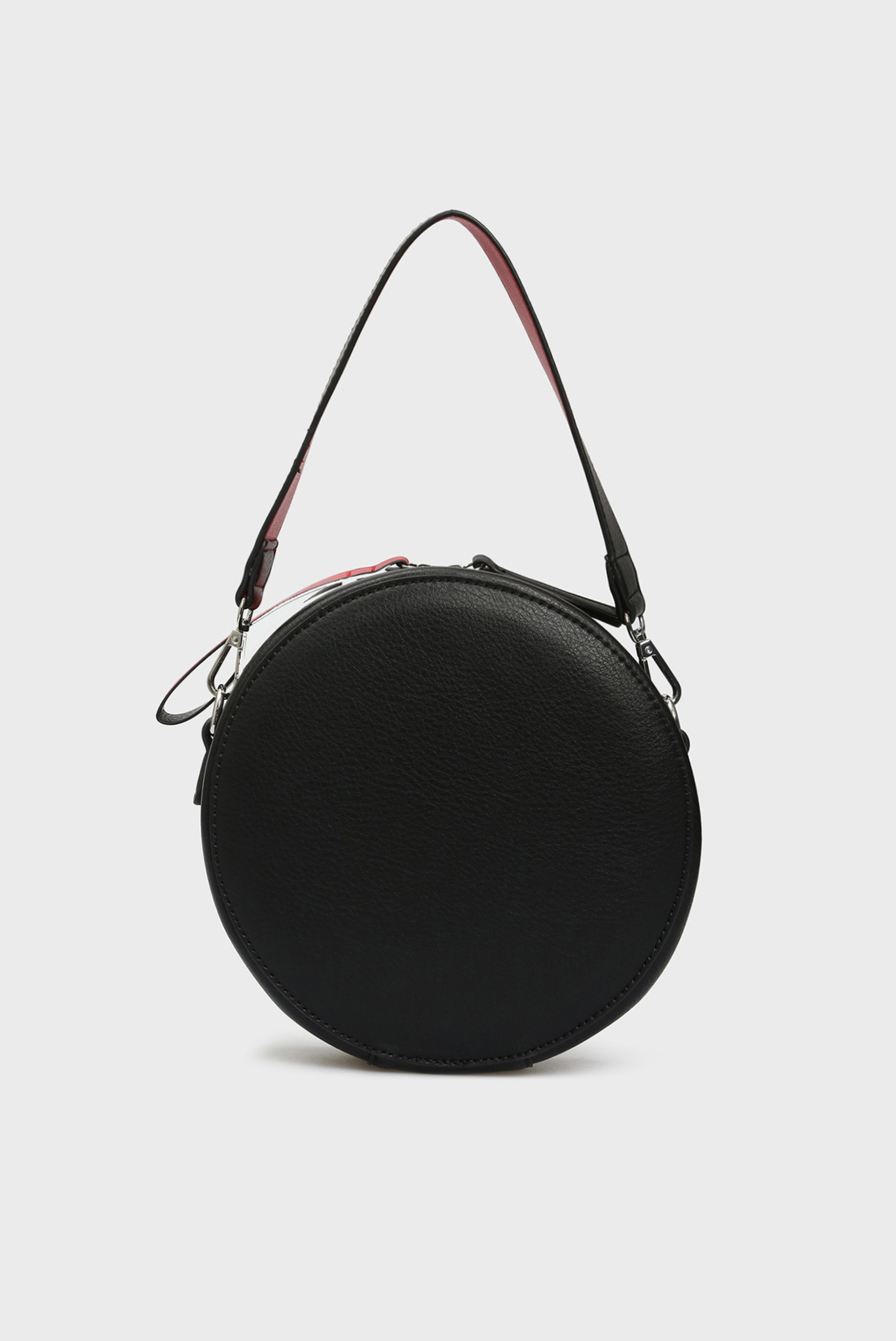 Женская черная сумка через плечо THE BEAUTY AND THE BEAST Tosca Blu