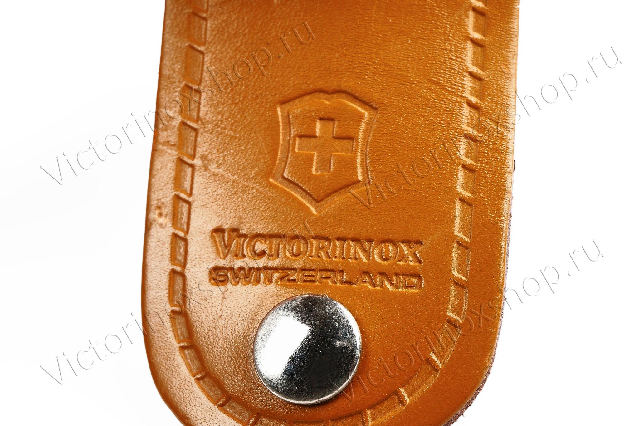 Чехол кожаный для ножа 85, 91 мм. Victorinox (4.0525)