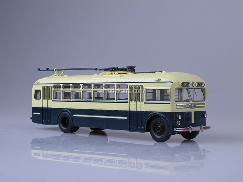 Trolleybus MTB-82D Tushino 1:43 Start Scale Models (SSM)