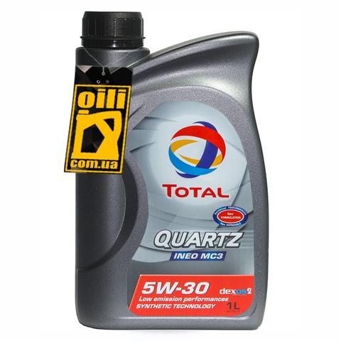 Total QUARTZ INEO MC3 5W-30 1л