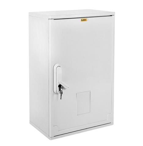 Электротехнический шкаф полиэстеровый IP44 (В800 × Ш500 × Г250) EP c одной дверью