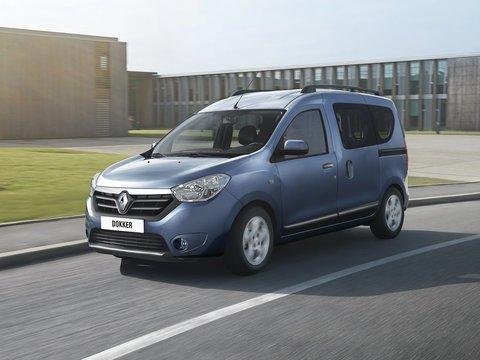 Чехлы на Renault Dokker 2012–2020 г.в.