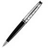 Waterman Expert - Deluxe Black CT, шариковая ручка, M