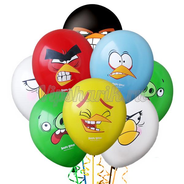 Шары Angry Birds