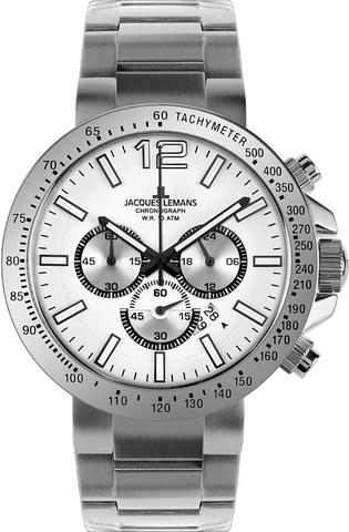 Купить Наручные часы Jacques Lemans 1-1717D по доступной цене