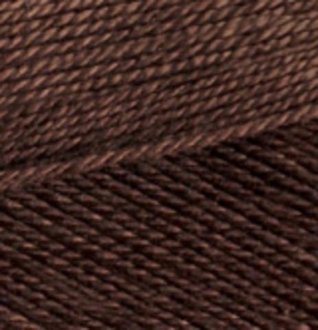 Пряжа MISS Alize (Мисс Ализе) коричневый 26