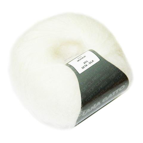 Купить Пряжа Lana Gatto Silk Mohair Код цвета 6027   Интернет-магазин пряжи «Пряха»