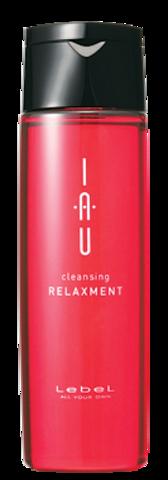Расслабляющий аромашампунь для сухой кожи головы  IAU cleansing RELAXMENT, 200 мл.