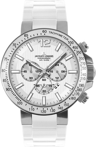 Купить Наручные часы Jacques Lemans 1-1696B по доступной цене
