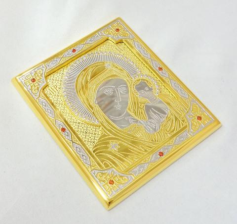 Казанская икона Божией Матери карманная
