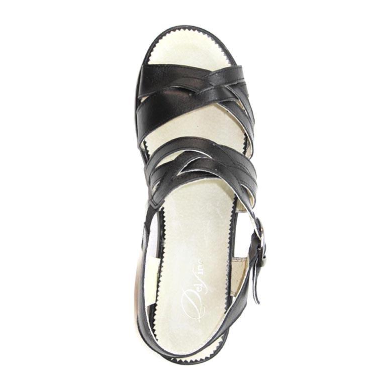 531168 босоножки женские больших размеров марки Делфино