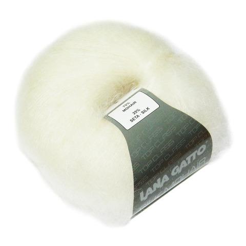 Купить Пряжа Lana Gatto Silk Mohair Код цвета 6028   Интернет-магазин пряжи «Пряха»