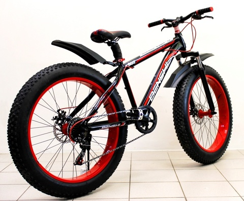 Велосипед FAT-BAIK