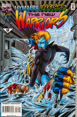 New Warriors #56