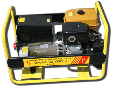 Сварочный агрегат АБ4,4–Т230–W200R (АС-УИП)