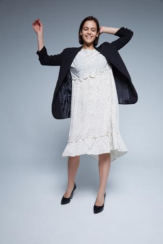 удлиненный черный пиджак женский интернет-магазин