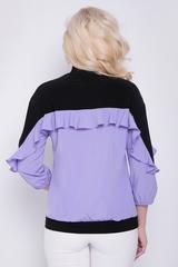 <p><span>Хит сезона! Потрясающая блузкас модным элементом двухслойности.Такая модель прекрасно подойдет для повседневных и праздничных образов. Приятная ткань создаст чувство комфорта.</span></p>