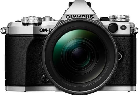 Цифровой беззеркальный фотоаппарат Olympus OM-D E-M5 MK II Kit 14-150 1:4-5.6 II