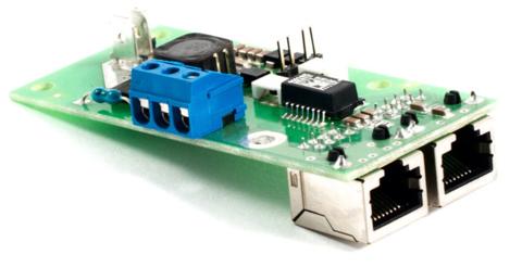 Инжектор одноканальный PSE-PoE.(10-30)DC/48DC-10VA