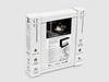 упаковка Встраиваемый торцевой биокамин LUX FIRE 490S