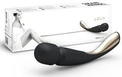 Профессиональный массажер Smart Wand Medium черного цвета