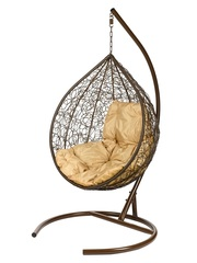 Подвесное кресло Tropica Brown Lite