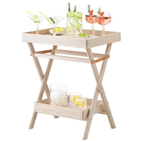 Набор для коктейлей с деревянной подставкой «Gin»