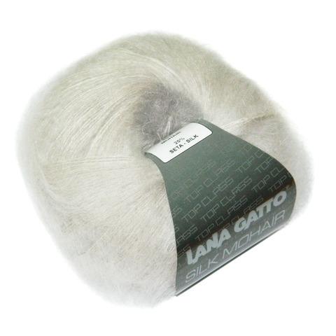Купить Пряжа Lana Gatto Silk Mohair Код цвета 6039   Интернет-магазин пряжи «Пряха»