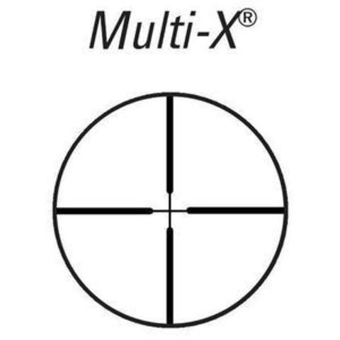 ПРИЦЕЛ BUSHNELL LEGEND ULTRA-HD 3-9X40 #853940, СЕТКА MULTI-X