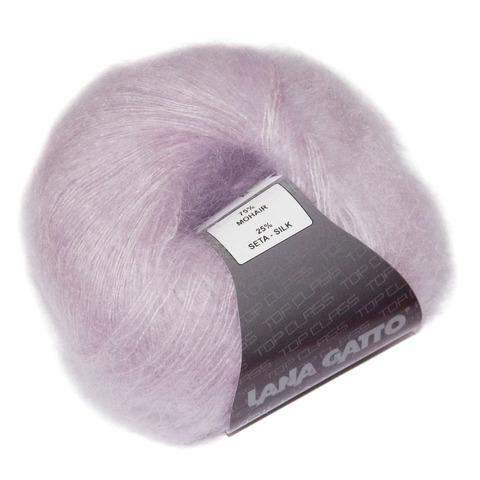 Купить Пряжа Lana Gatto Silk Mohair Код цвета 7258   Интернет-магазин пряжи «Пряха»