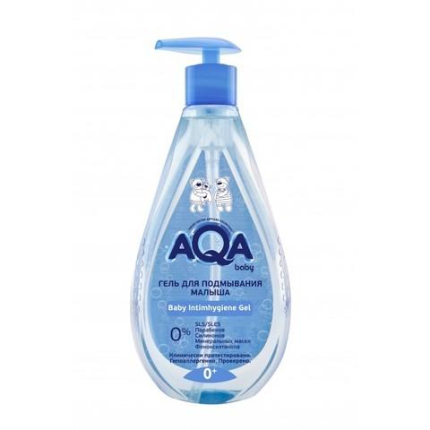 AQA baby. Гель для подмывания малыша 0+, 250 мл