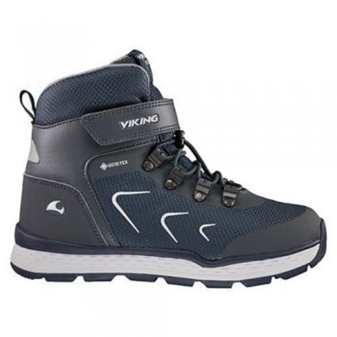 Viking Liam GTX Navy зимние ботинки для мальчика