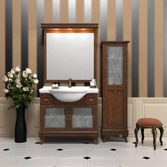 Мебель для ванной Opadiris Борджи 95  97х89,5х51,6 см.