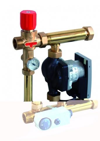Насосно-смесительный узел Watts Isotherm арт. 10023372