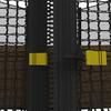 Батут Unix 12 ft Black&Brown outside - 3,66 м