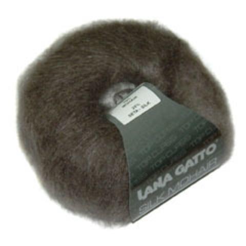 Купить Пряжа Lana Gatto Silk Mohair Код цвета 6030   Интернет-магазин пряжи «Пряха»