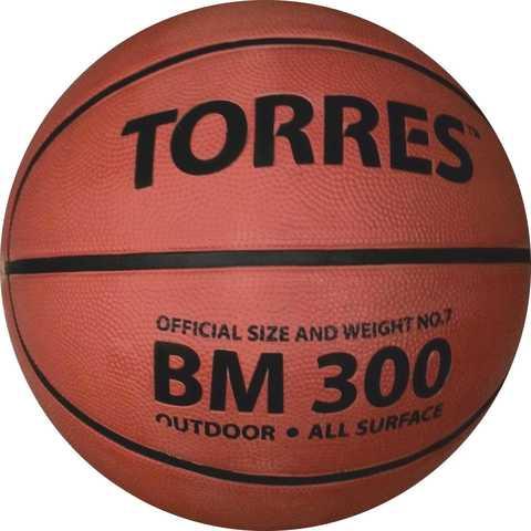 Мяч баскетбольный TORRES BM300 №7