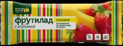 """Фруктовый батончик Фрутилад """"Банан с клубникой"""""""" 31г"""