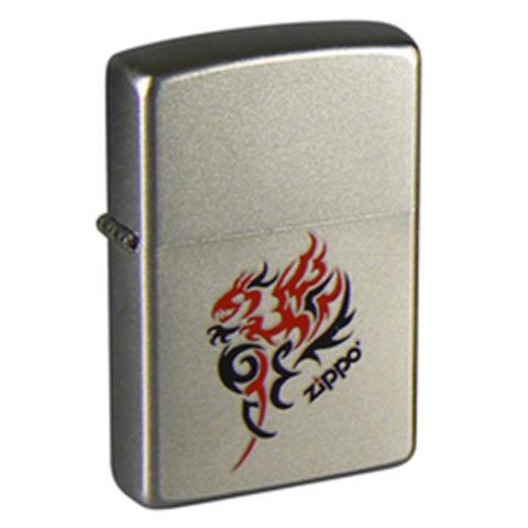 Зажигалка Zippo Tribal Dragon