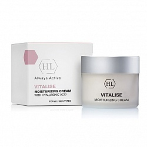 Holy Land VITALISE Moisturizing Cream увлажняющий крем 50 мл