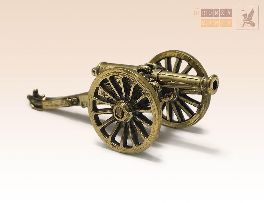 фигурка Пушка французская - системы Де Вали
