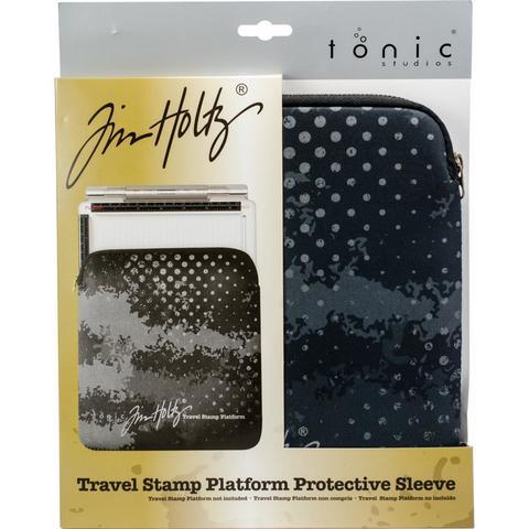 Чехол на инструмент для штампинга Tim Holtz Travel Stamp Platform Zipper Sleeve