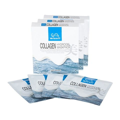 Misoli Collagen hydrogel mask pack Маска с коллагеном 1 шт