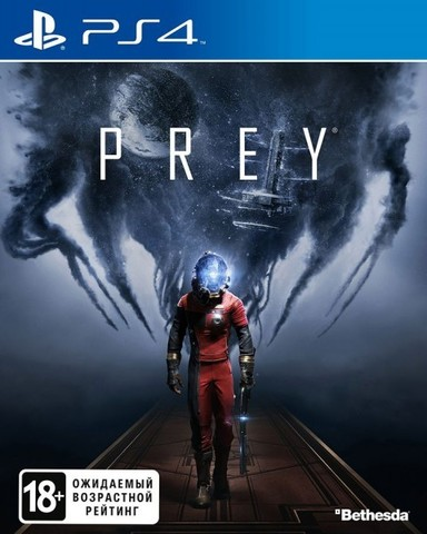 PS4 Prey (русская версия)