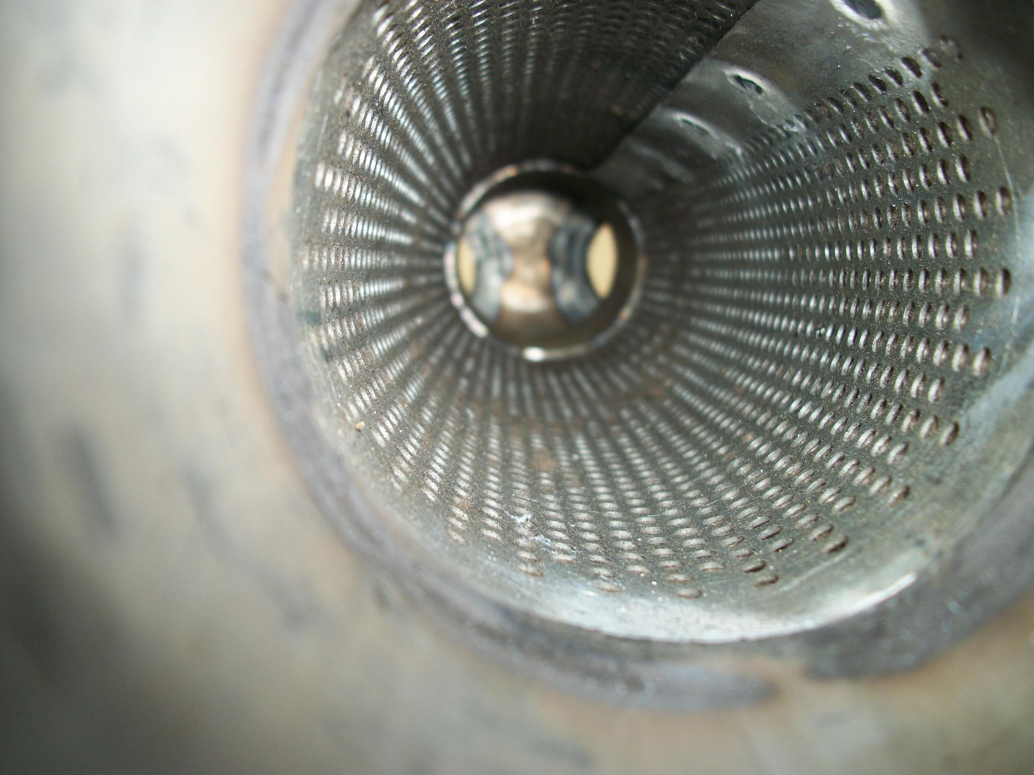 фото прямоток модель D15F вид внутри