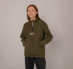 Fleece Khaki