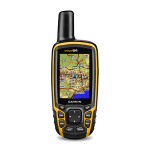 Навигатор GPSMAP 64