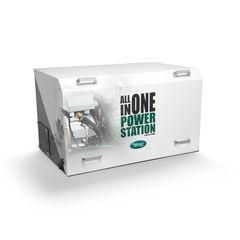 Источник бесперебойного питания с дизельным генератором 7кВт