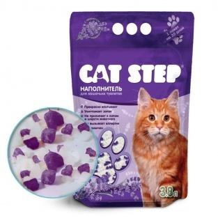 Cat Step Lavanda 1.6 кг